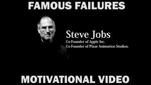 Famous Failures S.Jobs